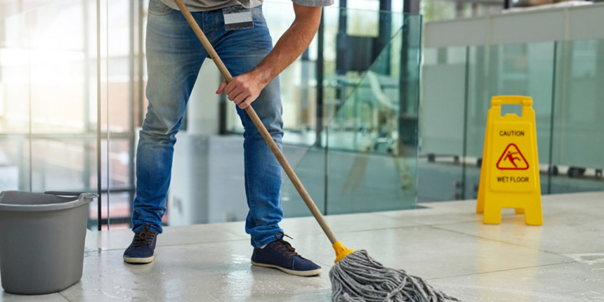 building facility cleaning MA