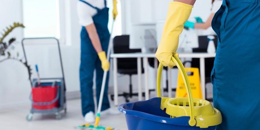 janitorial service company MA