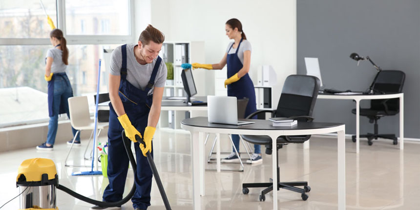 cleaning companies near me MA