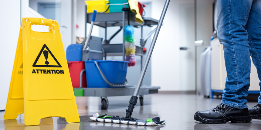 janitorial services MA