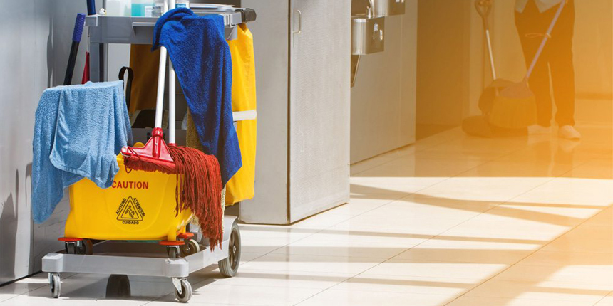 commercial janitorial cleaning MA