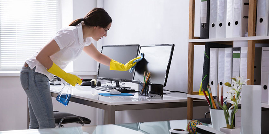 office cleaning MA