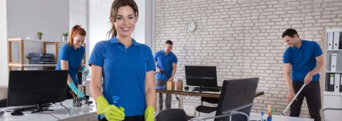 Commercial & Janitorial Cleaning Service